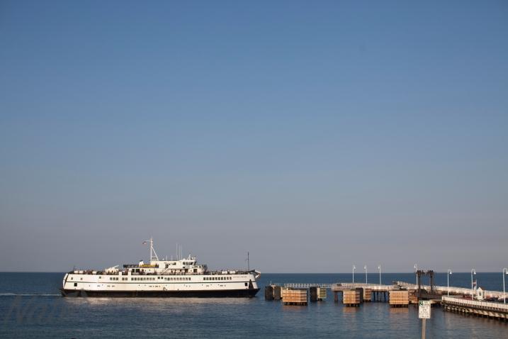 Marthas Vineyard ferry