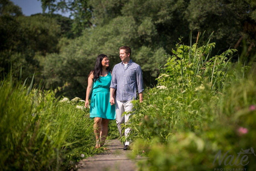Arnold Arboretum, Nate photography, engagement photography