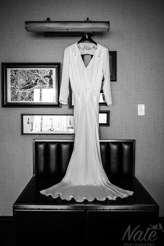 Liberty Hotel Boston wedding, Nate Photography