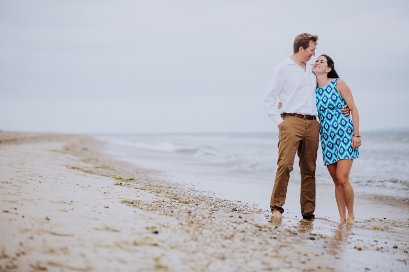 Nate Photography, Martha's Vineyard Engagement