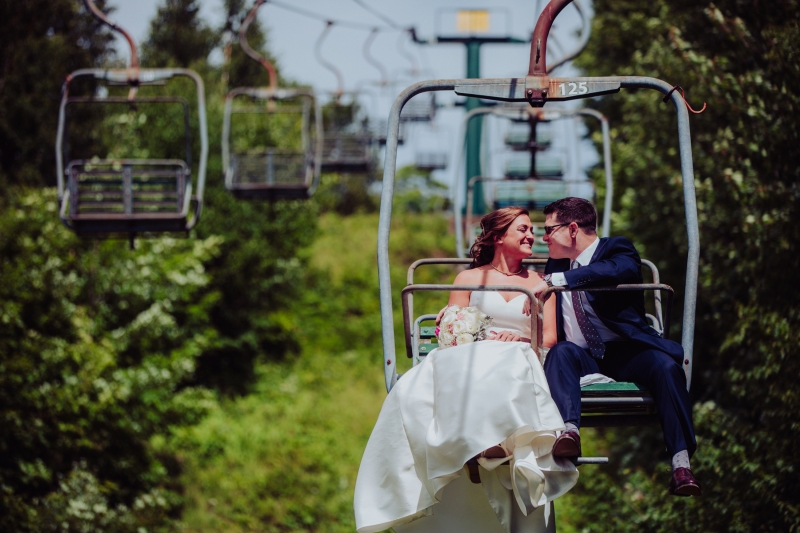 Nate Photography, Waterville Valley Wedding